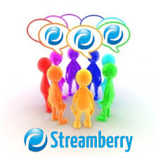 talk to streamberry chat